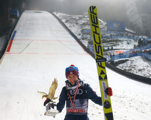 Ski Jumping - 66th Four-hills Ski Jumping Tournament