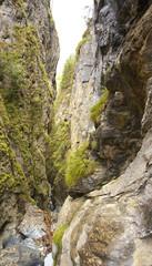 Kitzlochklamm gorge, Austria