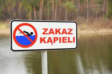 Fototapeta Znak