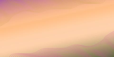 pink beige brown gradient