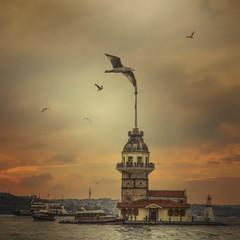 Wieża Dziewicza