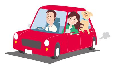 ペットとドライブ2