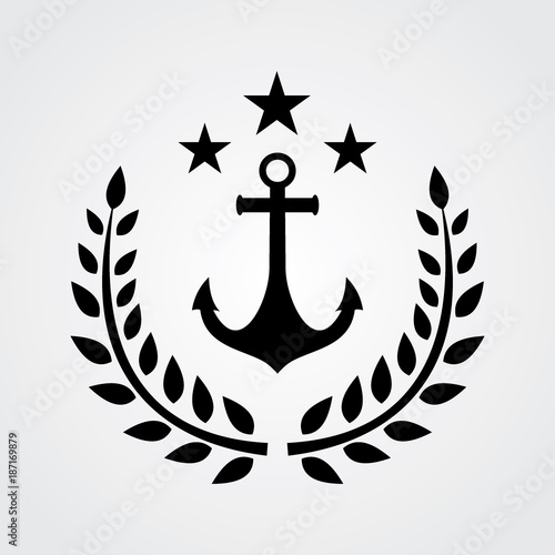 Anchor logo stock image and royalty free vector files on fotolia anchor logo thecheapjerseys Images