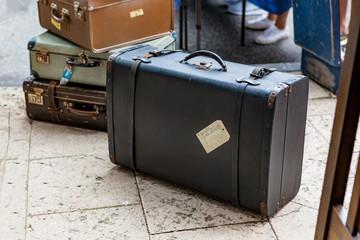 Vintage Travel luggage 2