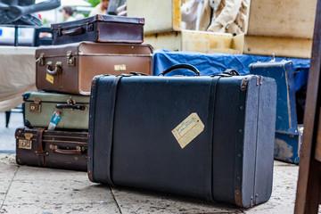 Vintage Travel luggage 1