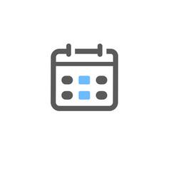 Calendar icon for event