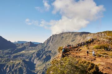 Point of View of Maido, Saint-Paul, Reunion Island