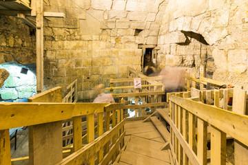 Jerusalem Hanukkah Western Wall Tunnels Tour