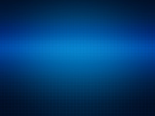 line on blue background design