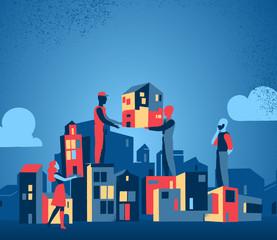 Costruiamo insieme la nostra città ideale