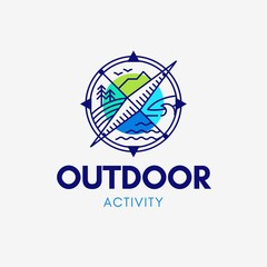 Outdoor Activity Logo