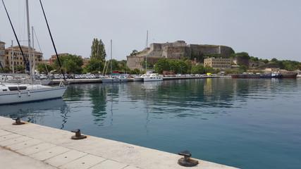 Corfu City, Greece