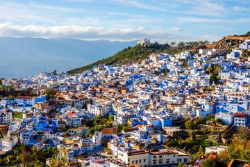Chefchaouen, blue city, Morocco