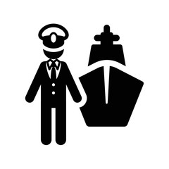 captain symbol icon
