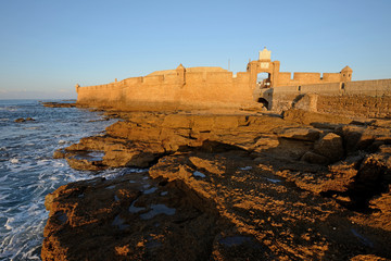 Castle of San Sebastian, Cadiz, Andalucia, Spain