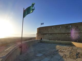 Los Baños de Guardias Viejas, localidad del municipio de El Ejido en la Provincia de Almería y la Comunidad autónoma de Andalucía (España)