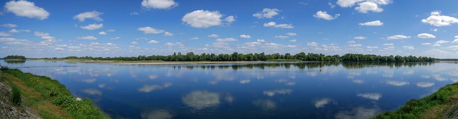 Panoramique sur la Loire (Le Thoureil - 49)
