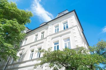 Altbau - Wohnhaus in Deutschland