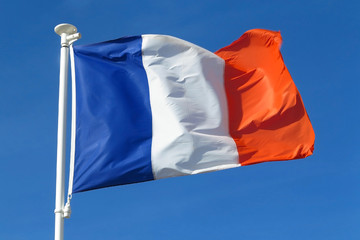 Frankreich, Flagge