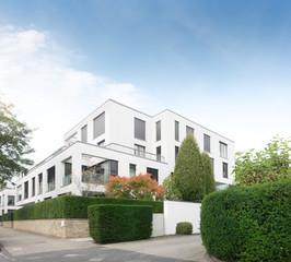 Mehrfamilienhaus in Deutschland