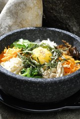 Mixed Vegetable over Rice