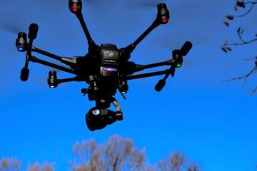 Flying Camera Platform