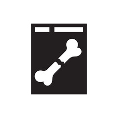 x ray icon illustration