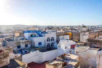 View over Essaouira