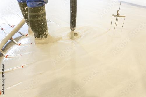 Dämmung Fußboden Estrich ~ Styrodur unter laminat estrich daemmung unter so wird es gemacht