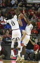 NCAA Basketball: Southern Methodist at Cincinnati