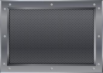 Metal chrome frame loft design concept