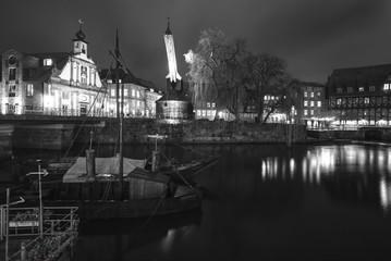 Lüneburg 6 (B/W)