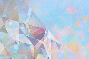 Abstrakter Hintergrund - Grafik Design Blau - Pastelltöne