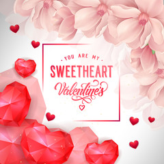 My Sweetheart Valentines Lettering