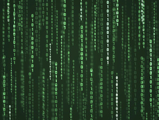 Computer technology data background II.
