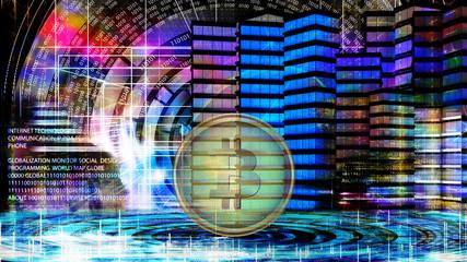 Internet.bitcoin technology