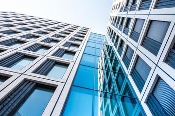 modernes Hochhaus - Bürogebäude