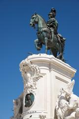 King Joseph statue