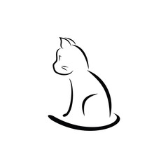 simple cat design
