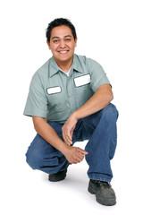 Latino Serviceman