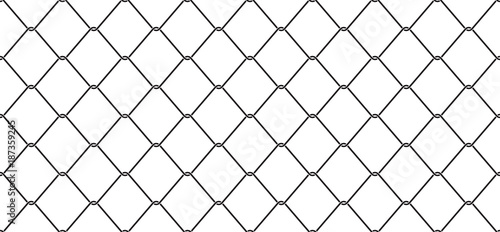 chain link fence wallpaper. Wire Mesh Seamless Pattern Vector Chain Link Fence Isolated Wallpaper Background