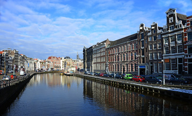 FEBRUARY 13,2013 AMSTERDAM.Amsterdam is the capital and most populous municipality of the Netherlands.