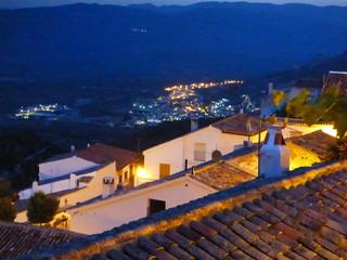 Segura de la Sierra, pueblo de Jaén, en la comunidad autónoma de Andalucía (España) Localidad natal del poeta Jorge Manrique
