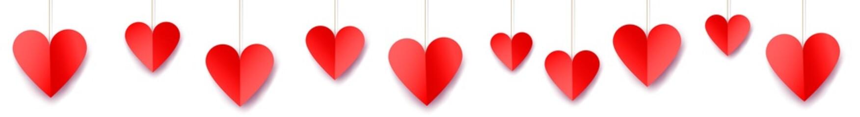 Valentine's day web banner