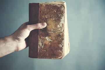man hand book
