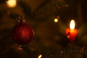 クリスマス ドイツの家庭 風景