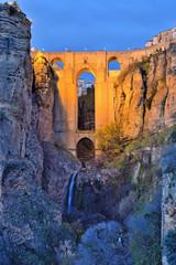 Most w Ronda, Hiszpania