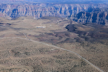 Grand Canyon West on the Hualapai Reservation