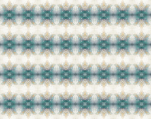 Repeated motif created by laces and multi-colored glasses and mirror inside kaleidoscope