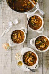 Souther Style Seafood Stew